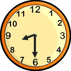 """Résultat de recherche d'images pour """"horloge dessin 8H30"""""""